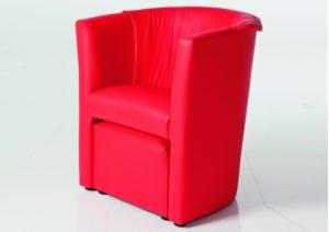 polsterland nagold clubsessel carlos. Black Bedroom Furniture Sets. Home Design Ideas